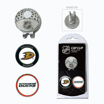 NHL Team Golf Cap Clip