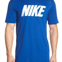 Men's Nike 'Block Knurling' Dri-FIT Graphic T-Shirt,