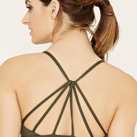 Low Impact - Webbed Sports Bra