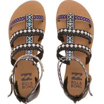 SEAS THE DAY SANDALS