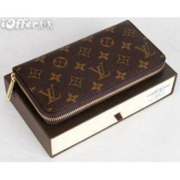 Tagre™ LOUIS VUITTON MEN'S WOMEN WALLET ZIPPER PURSE BAG BAGS