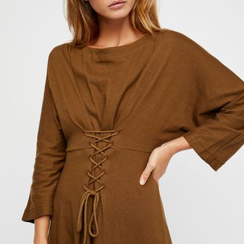 Free People You Go Girl Maxi Dress