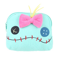 Disney Lilo & Stitch Scrump Cosmetic Bag
