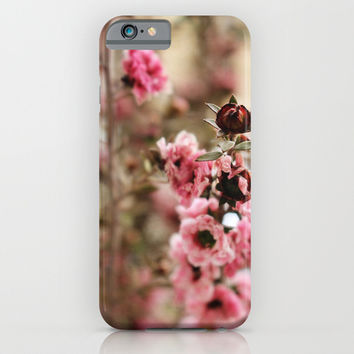 Filler Flowers iPhone & iPod Case by DuckyB (Brandi)