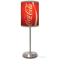 Iconic Coca-Cola ® Can Lamp | Home Decor | RetroPlanet.com