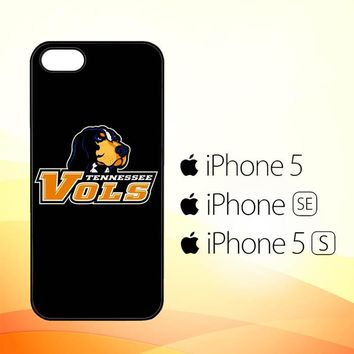 Tennessee vols logo Z4961  iPhone 5|5S|SE Case