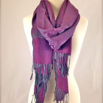 Holiday In Bordeaux Pashmina