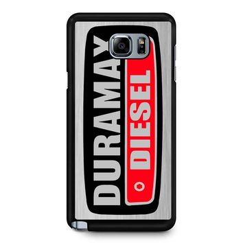 Duramax Diesel On Plate Samsung Galaxy Note 5 Case