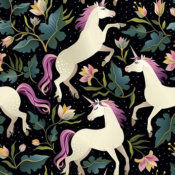 Unicorn Dreams Wallpaper