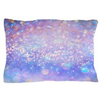 Leave A Little Sparkle (dream Dust) Pillow Case> Pillow Cases> soaring anchor designs