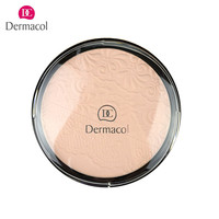 Dermacol Compact Pressed Powder With Lace Relief
