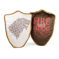 Game of Thrones House Pillows - Stark