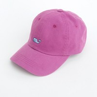Washed Twill Whale Logo Hat