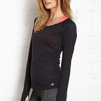 Long Sleeve Soft Athletic Top