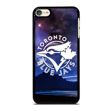 TORONTO BLUE JAYS NEBULA iPod 4 5 6 Case