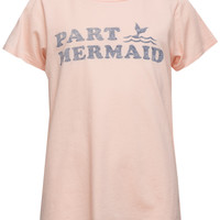 BILLABONG Part Mermaid Girls Swing Tee | Graphic Tees