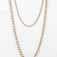 Boho As Spur Usual Necklace by ModCloth
