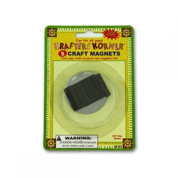 Assorted Craft Magnets CC101