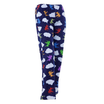 Tinkerbell - Clouds Girls Youth Sleep Pants