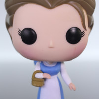 Funko Pop Disney, Beauty and the Beast, Peasent Belle #90