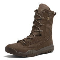 Men High Top Hiking Breathable Trekking Shoes Mountain Boots