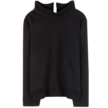acne studios - lee fleece sweater