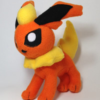 Pokemon - Flareon custom plush - to be made