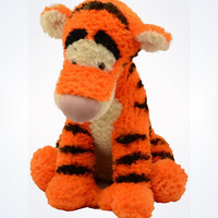 "Disney Parks Tigger From Winnie The Pooh 15"" Plush New With Tags"