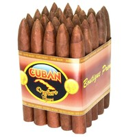 Boutique Premium Dominican Habano Cigars Bundles of 25