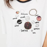 Free People We The Free Graphic Hot Rod Tee