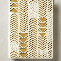 Leather Sagitta Journal by Anthropologie