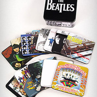 Beatles Full Anthology Coasters $22
