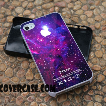 strom purple galaxy nebula case for iPhone 4/4S/5/5S/5C/6/6+ case,samsung S3/S4/S5 case,samsung note 3/4 Case