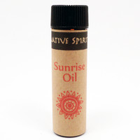 SUNRISE OIL - Native Spirit Herbal Remedy Oil for Energy & Alertness