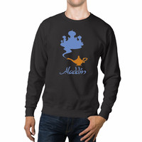 Disney Aladdin Magic Lamp Unisex Sweaters - 54R Sweater