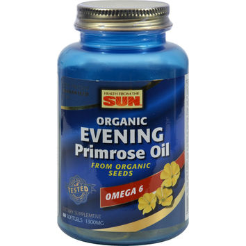 Health From the Sun Evening Primrose Oil - 90 Softgels