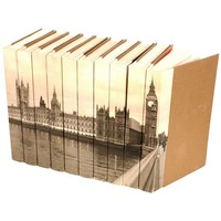 Big Ben Book Set of 10