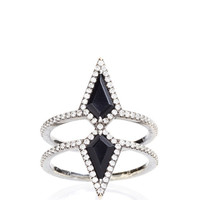 The Double Ezzat Ring by Eva Fehren - Moda Operandi