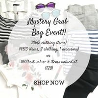 Mystery Grab Bags!!