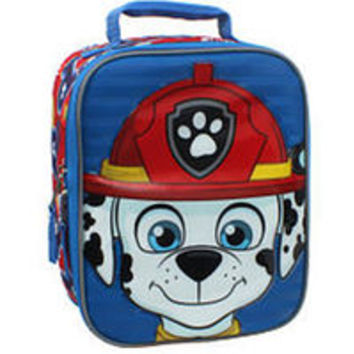 Nickelodeon Paw Patrol Fire Patrol Marshall Insulated Lunch Bag