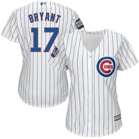 Men's Chicago Cubs Kris Bryant Majestic Alternate Royal Big & Tall Cool Base Replica Player Jersey