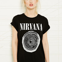 Nirvana Tee - Urban Outfitters