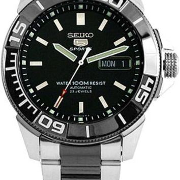 Seiko SNZE11 Men's Sports 5 Automatic Watch
