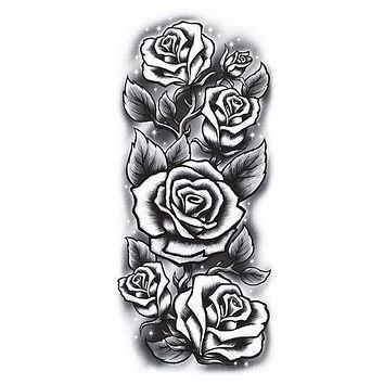 9632d113ef99e Best Temporary Rose Tattoo Products on Wanelo