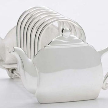 Teapot Toast Rack