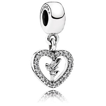 Tinker Bell Charm by PANDORA | Disney Store