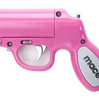 Amazon.com: Mace Pepper Gun (Pink): Sports & Outdoors