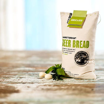 garlic and herb beer bread mix *delivery nov 20* by dassie artisan | notonthehighstreet.com