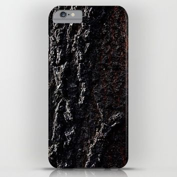 Charcoal Bark iPhone & iPod Case by Moonshine Paradise | Society6