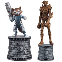 Groot & Rocket Raccoon (Hero Knights) Special Edition